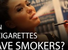 Can e-cig save smokers?